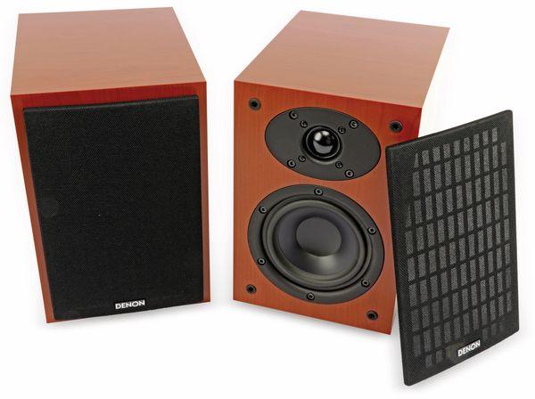 Lautsprecher-Set DENON SC-F109 Kirsche, 2 Stück - Produktbild 1