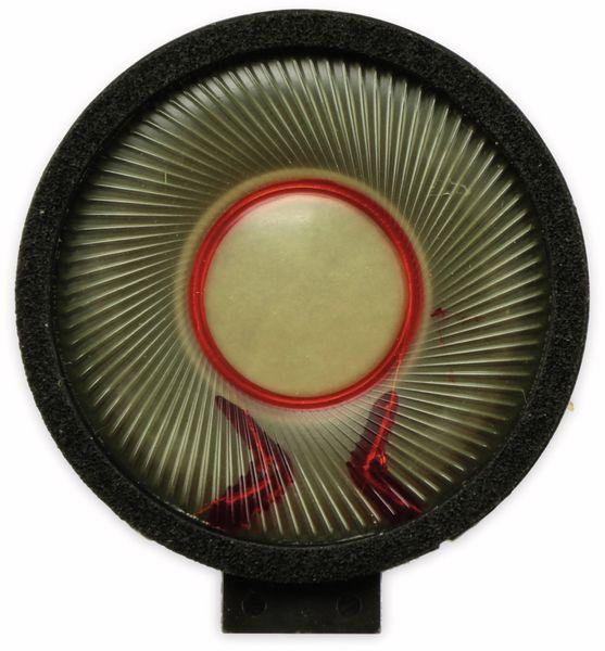Kleinlautsprecher AAC DMS3608KJ01-F3-G, 36 mm, 8 Ω
