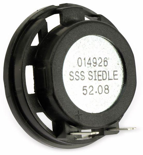 Kleinlautsprecher SIEDLE 014926 (LDF38/50-A, YD38-1-50G), 50 Ω, 38 mm - Produktbild 2