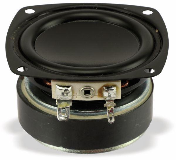 """Mittel-Hochton-Lautsprecher 2,5"""", 4Ω, 10 W - Produktbild 1"""