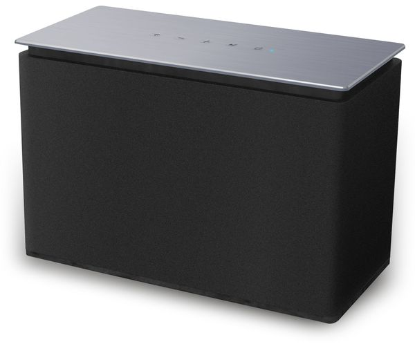 Lautsprecher DYON Area L, Multiroom, schwarz