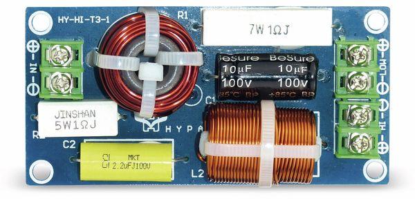 Frequenzweiche DYNAVOX 2W120, 2-Wege, 120W