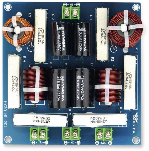 Frequenzweiche DYNAVOX 3W300, 3-Wege, 300W
