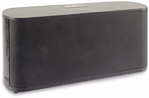 Multiroom-Lautsprecher, WiFi, schwarz - Produktbild 1