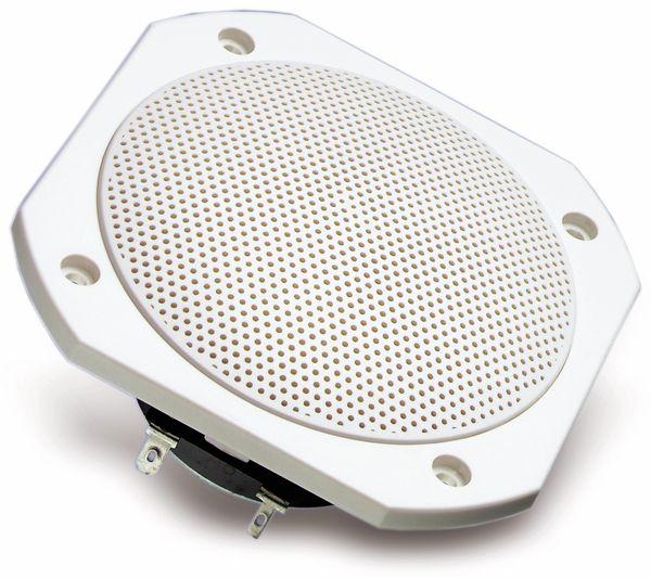 Breitband-Lautsprecher, VISATON, FRS 10 WP, 4 Ohm, weiß
