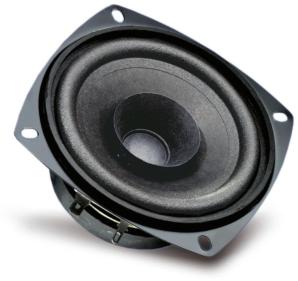 Breitband-Lautsprecher, VISATON, FR 10, 4 Ohm