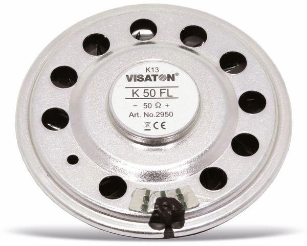 Lautsprecher VISATON K 50 FL, 50 Ohm, IP65 - Produktbild 2