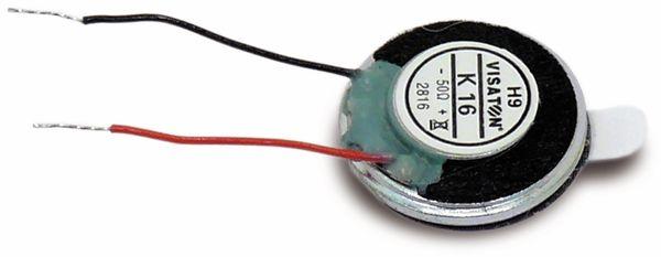 Kleinlautsprecher VISATON K 16, 50 Ohm - Produktbild 2