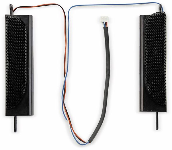 Lautsprecher-Set L/R, 4 Ohm, 1,2 W, aus Laptop - Produktbild 1