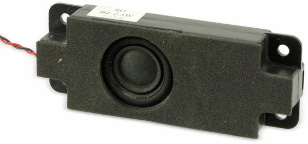 Lautsprecher-Set, L/R, 8 Ohm, 2,5 W, aus Laptop - Produktbild 1