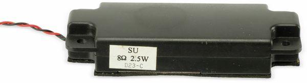 Lautsprecher-Set, L/R, 8 Ohm, 2,5 W, aus Laptop - Produktbild 3