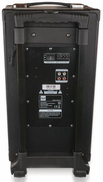Portabler Lautsprecher DUAL DSBX 100, schwarz - Produktbild 2