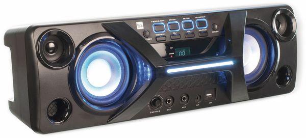 Portabler Lautsprecher DUAL DSBX 90, schwarz - Produktbild 2