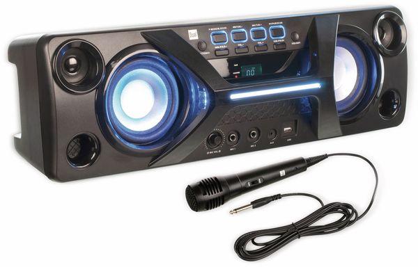 Portabler Lautsprecher DUAL DSBX 90, schwarz - Produktbild 5
