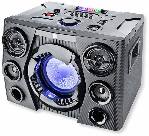 Portabler Lautsprecher DUAL DSBX 110, schwarz - Produktbild 1