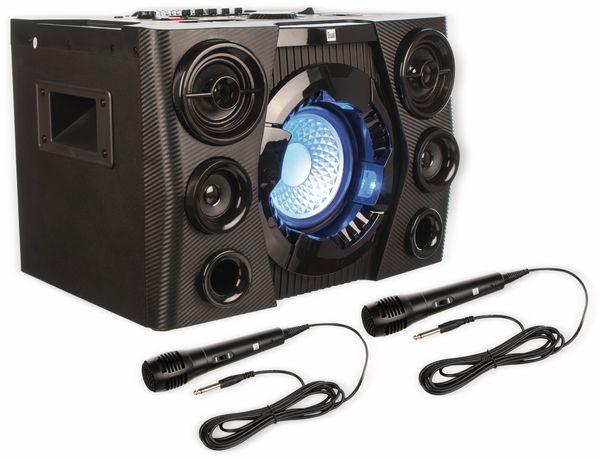 Portabler Lautsprecher DUAL DSBX 110, schwarz - Produktbild 8