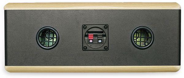 Centerspeaker DYNAVOX TG-1000B-C, Buche, 50 W - Produktbild 2