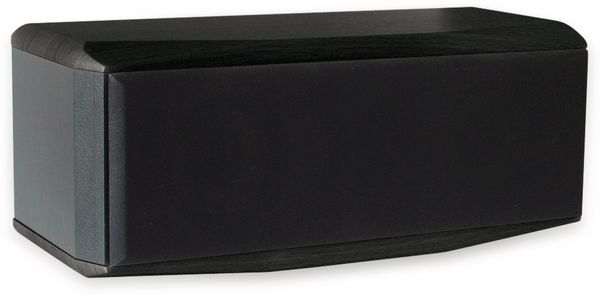 Centerspeaker DYNAVOX TG-1000B-C, schwarz, 50 W