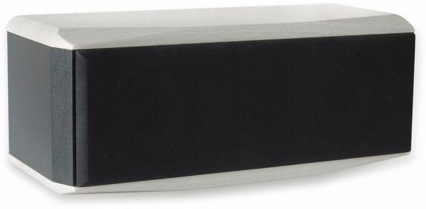 Centerspeaker DYNAVOX TG-1000B-C, silber, 50 W - Produktbild 1