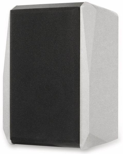 Aktiv-Lautsprecher DYNAVOX TG-1000M, 2x 30 W RMS silber