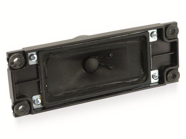 Bassreflex-Lautsprecherchassi SHARP RSP-ZA157WJZZ L, 8 Ω, 15 W, links