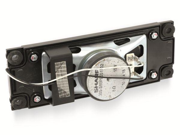 Bassreflex-Lautsprecherchassi SHARP RSP-ZA157WJZZ L, 8 Ω, 15 W, links - Produktbild 2