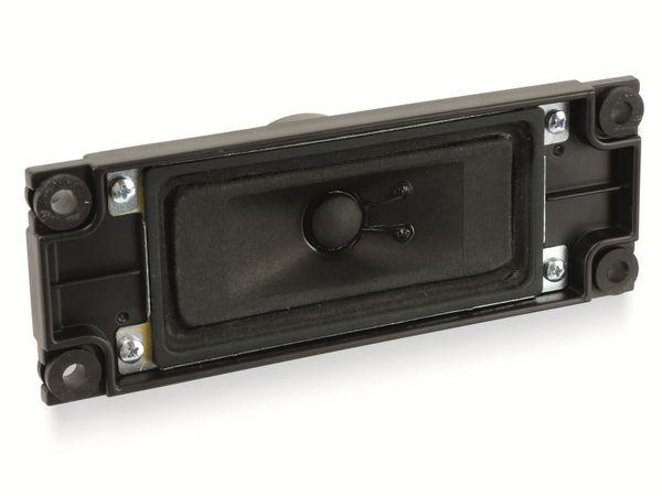 Bassreflex-Lautsprecherchassi SHARP RSP-ZA158WJZZ R, 8 Ω, 15 W, rechts