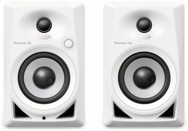 "Aktiv-Lautsprecher PIONEER DJ DM-40-W, 4"", weiß - Produktbild 2"