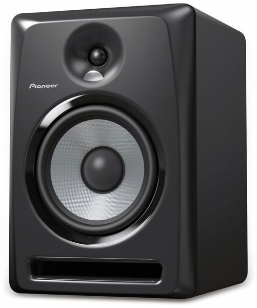 "Aktiv-Lautsprecher PIONEER DJ S-DJ80X, schwarz, 8"", 1 Stück"
