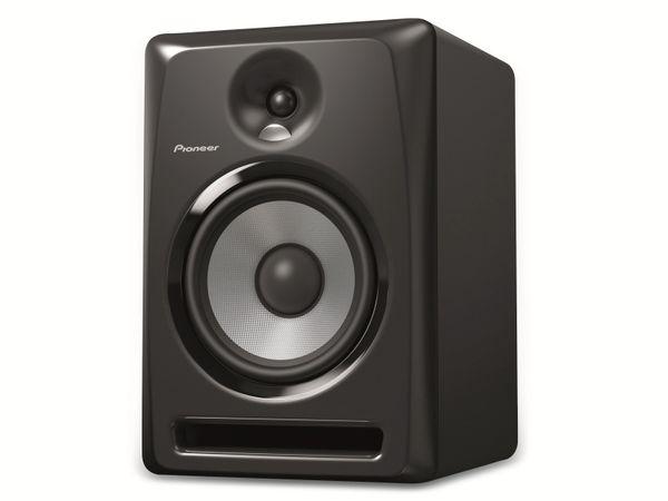 "Aktiv-Lautsprecher PIONER DJ S-DJ80X, schwarz, 8"", 1 Stück"