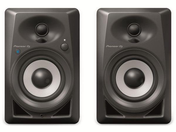 """Aktiv-Lautsprecher PIONER DJ DM-40BT, schwarz, 4"""", Bluetooth - Produktbild 2"""