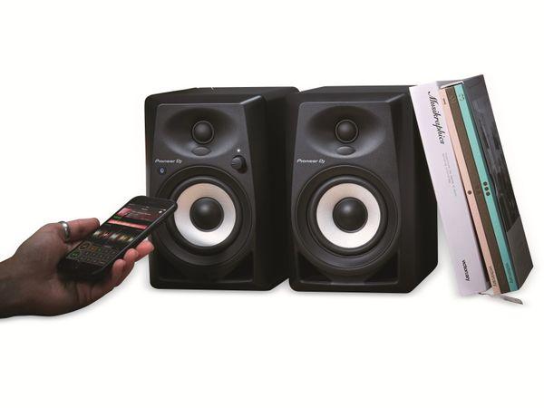 """Aktiv-Lautsprecher PIONER DJ DM-40BT, schwarz, 4"""", Bluetooth - Produktbild 4"""