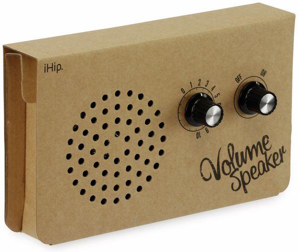 Lautsprecher iHIP, Pappe - Produktbild 1