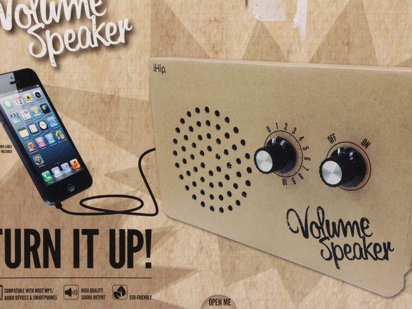 Lautsprecher iHIP, Pappe - Produktbild 5