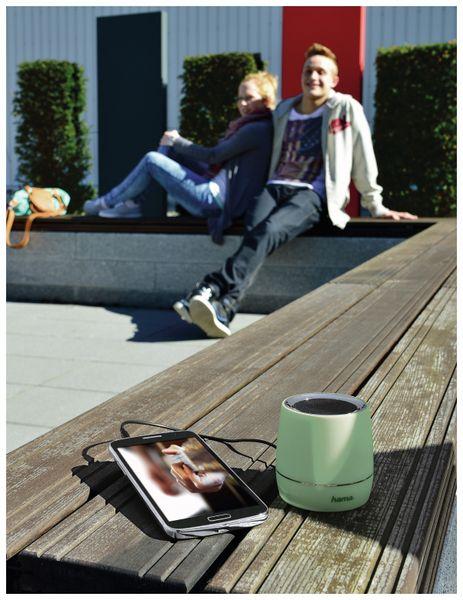 Lautsprecher HAMA 173118, mintgrün - Produktbild 2