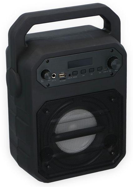 Bluetooth Lautsprecher DUNLOP BT 9W PP - Produktbild 2