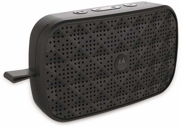 Bluetooth Lautsprecher MOTOROLA Sonic Play 150, schwarz