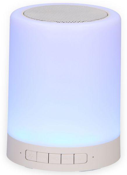 Bluetooth Lautsprecher DUNLOP, 3 W, LED-Licht - Produktbild 2