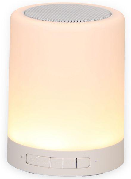 Bluetooth Lautsprecher DUNLOP, 3 W, LED-Licht - Produktbild 4