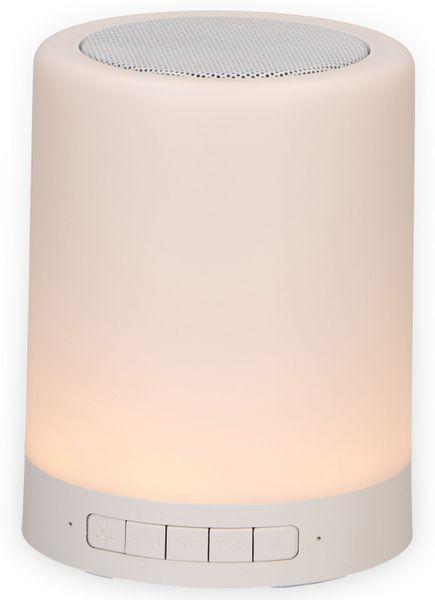 Bluetooth Lautsprecher DUNLOP, 3 W, LED-Licht - Produktbild 5