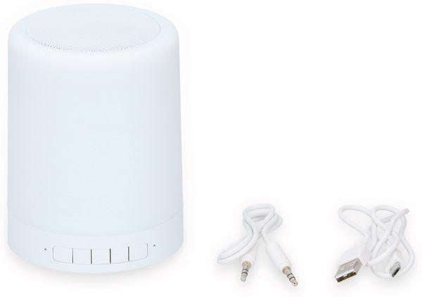 Bluetooth Lautsprecher DUNLOP, 3 W, LED-Licht - Produktbild 6
