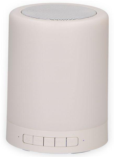 Bluetooth Lautsprecher DUNLOP, 3 W, LED-Licht - Produktbild 7