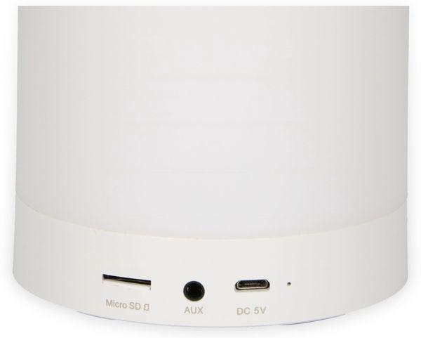 Bluetooth Lautsprecher DUNLOP, 3 W, LED-Licht - Produktbild 8
