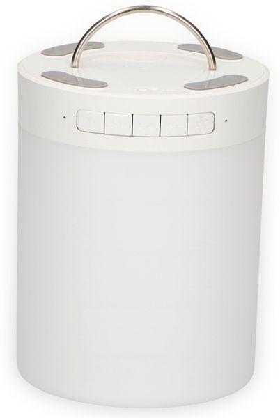Bluetooth Lautsprecher DUNLOP, 3 W, LED-Licht - Produktbild 10