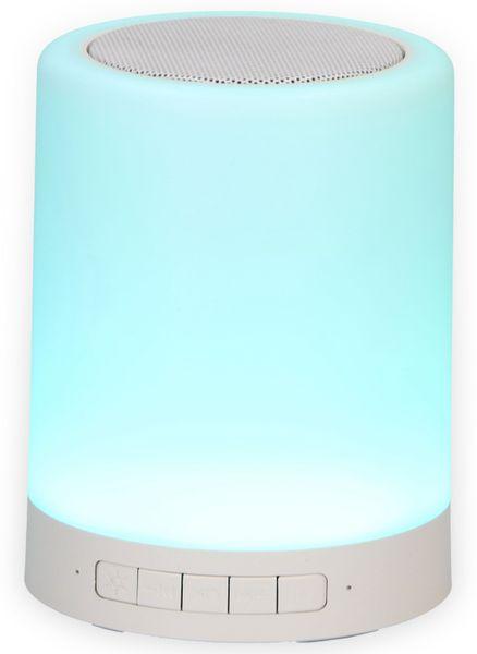 Bluetooth Lautsprecher DUNLOP, 3 W, LED-Licht - Produktbild 11