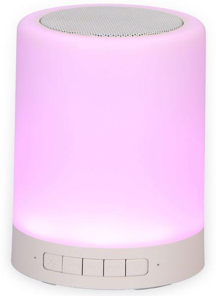 Bluetooth Lautsprecher DUNLOP, 3 W, LED-Licht - Produktbild 12