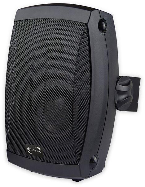 Lautsprecherbox DYNAVOX DS853, schwarz