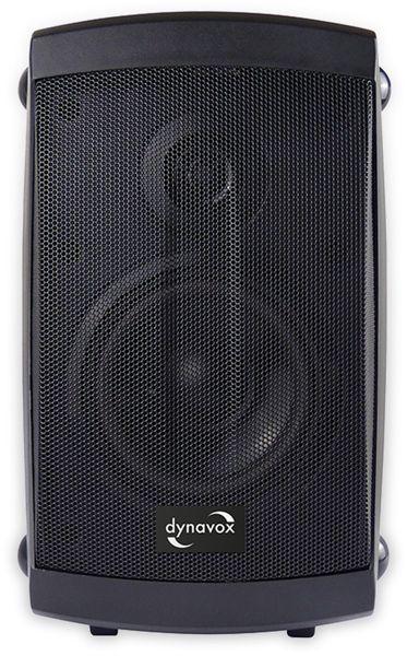 Lautsprecherbox DYNAVOX DS853, schwarz - Produktbild 2