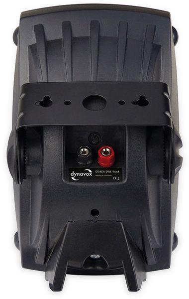 Lautsprecherbox DYNAVOX DS853, schwarz - Produktbild 3