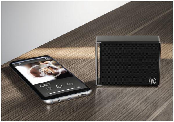 Bluetooth Lautsprecher HAMA Pocket Steel - Produktbild 2